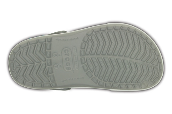 BOTY CROCS CROCBAND II.5 CLOG 12836 LIGHT GREY