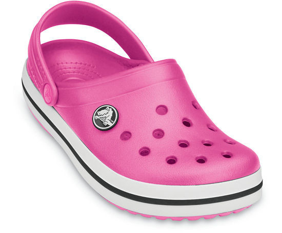 CHILDREN'S SHOES CROCS CROCBAND KIDS 10998 FUCHSIA