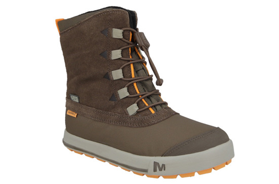 CHILDREN'S SHOES MERRELL SNOW BANK WATERPROOF J95501