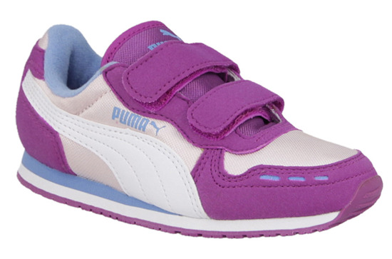 CHILDREN'S SHOES PUMA CABANA RACER MESH V KIDS 356373 18
