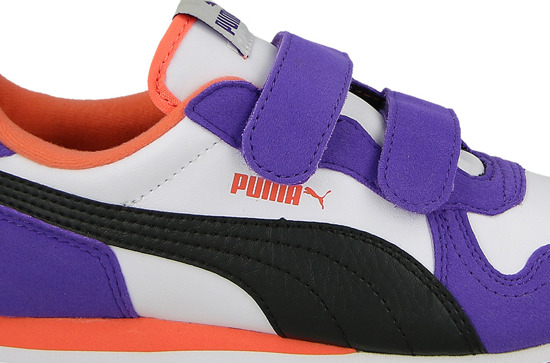 CHILDREN'S SHOES PUMA CABANA RACER SL 360732 45