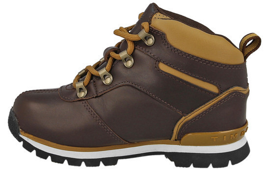 CHILDREN'S SHOES TIMBERLAND SPLITROCK 2 9682R LEATHER