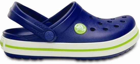 CROCS CROCBAND KIDS BLUE 10998