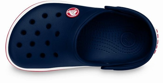 CROCS SHOES FLIP-FLOPS CROCBAND KIDS 10998 NAVY