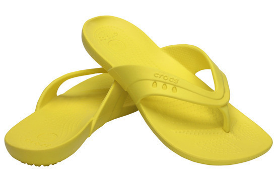 CROCS SHOES FLIP-FLOPS KADEE CROCS 14177 BURST