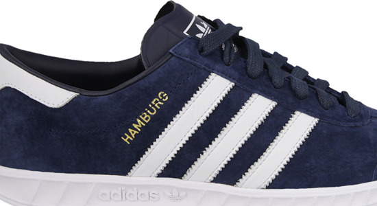 MEN'S SHOES ADIDAS ORIGINALS HAMBURG S74838