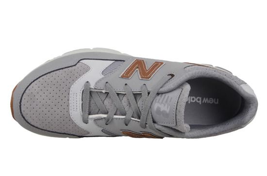 MEN'S SHOES NEW BALANCE VAZEE LEATHER PACK MVL530RG