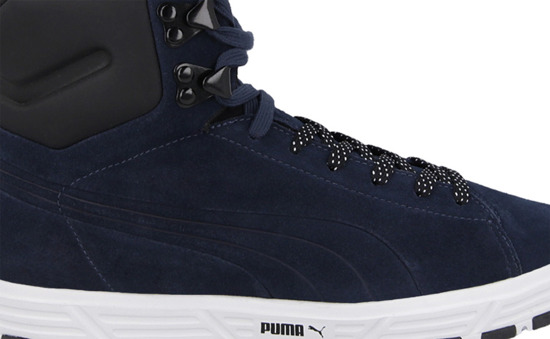 MEN'S SHOES PUMA FUTURE SUEDE LITE WARM SHOES 355293 01