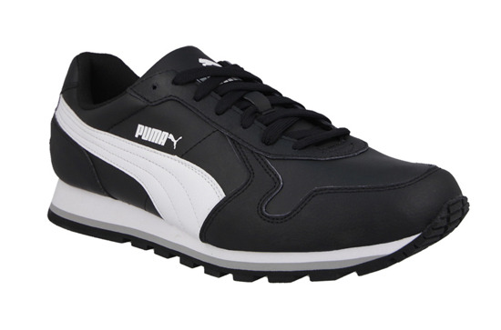 MEN'S SHOES PUMA ST RUNNER FULL LEATHER 359130 01