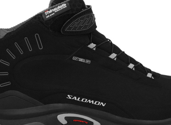MEN'S SHOES  SALOMON DEEMAX 2 107655