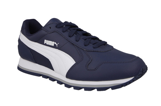 MEN'S SHOES ST RUNNER FULL LEATHER 359130 02