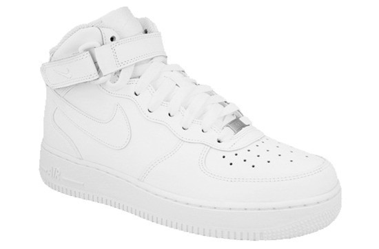 SHOES NIKE AIR FORCE 1 MID (GS) 314195 113