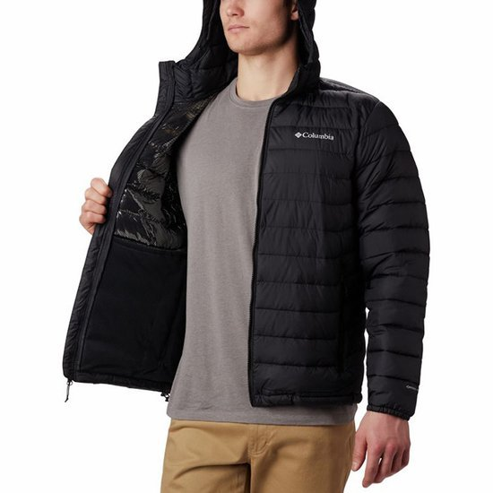 WINTER JACKET COLUMBIA POWDER LITE WO1151 010