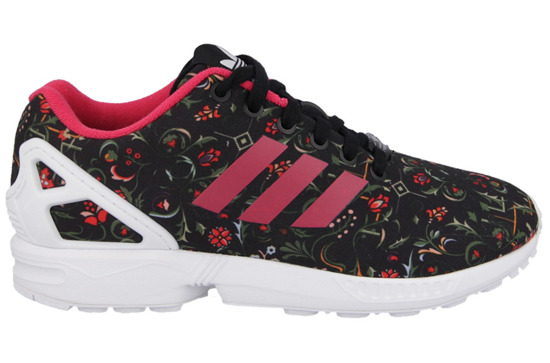 WOMEN'S SHOES  ADIDAS ORIGINALS ZX FLUX FLOWER PACK B35321