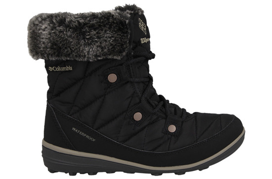 WOMEN'S SHOES COLUMBIA HEAVENLY SHORTY BL1652 010