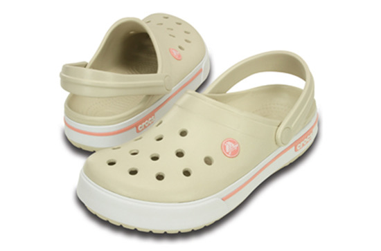 WOMEN'S SHOES CROCS CROCBAND II.5 CLOG 12836 STUCCO