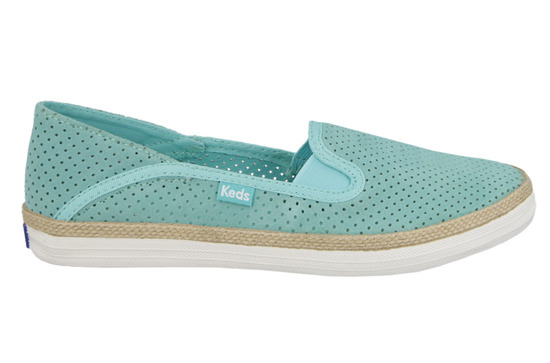 WOMEN'S SHOES KEDS CRASHBACK PERF SUEDE WH54642