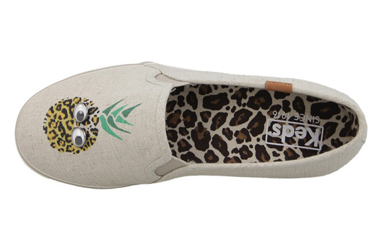 WOMEN'S SHOES KEDS TRIPLE DECKER GOOGLE EYES WF54944