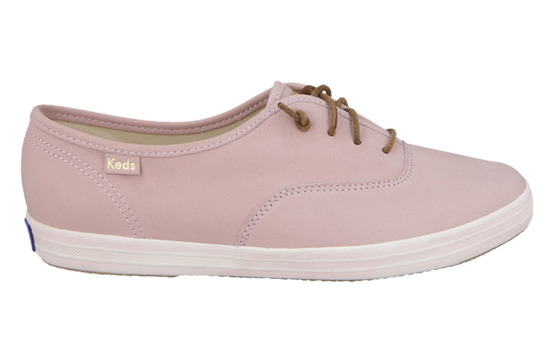 WOMEN'S SHOES KEDS WASHED LEATHER WH54525