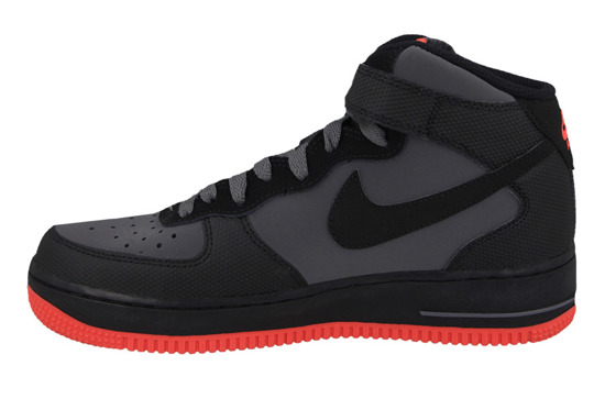 WOMEN'S SHOES NIKE AIR FORCE MID1 (GS) 314195 045