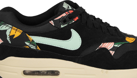 WOMEN'S SHOES  NIKE AIR MAX 1 PRINT ALOHA PACK 528898 003