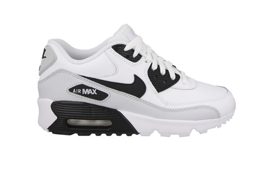 WOMEN'S SHOES NIKE AIR MAX 90 LEATHER (GS) 833412 104