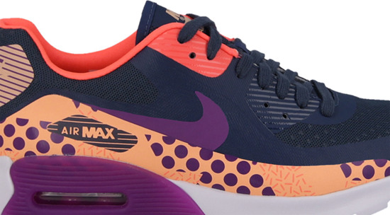 WOMEN'S SHOES  NIKE AIR MAX 90 ULTRA BR PRINT 807352 400