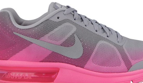 WOMEN'S SHOES NIKE AIR MAX SEQUENT (GS) 724984 002