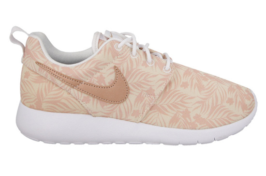 WOMEN'S SHOES NIKE ROSHE ONE PRINT (GS) 677784 200