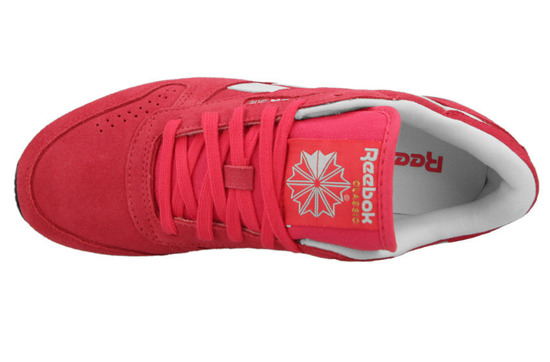 WOMEN'S SHOES REEBOK CL LEATHER SUEDE M46525