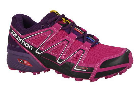WOMEN'S SHOES SALOMON SPEEDCROSS VARIO 383106