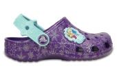 CHILDREN'S SHOES CROCS CLASSIC FROZEN 202356 NEON