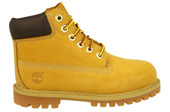 CHILDREN'S SHOES TIMBERLAND PREMIUM 6 IN 12809 LEATHER