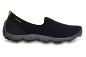 WOMEN'S SHOES CROCS DUET BUSYDAY SKIMMER BLACK 14698 209