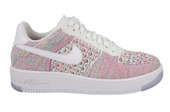 WOMEN'S SHOES NIKE AIR FORCE 1 FLYKNIT LOW 820256 102