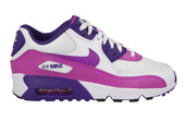 WOMEN'S SHOES NIKE AIR MAX 90 MESH (GS) 833340 105