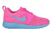 WOMEN'S SHOES NIKE ROSHE ONE FLIGHT WEIGHT (GS) 705486 602