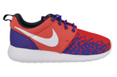 WOMEN'S SHOES NIKE ROSHE ONE PRINT (GS) 677782 601