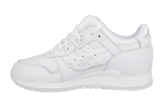 DAMEN SCHUHE ASICS GEL-LYTE III BLACK WHITE PACK H534L 0101