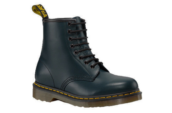 DAMEN SCHUHE DR. MARTENS 1460 NAVY SMOOTH