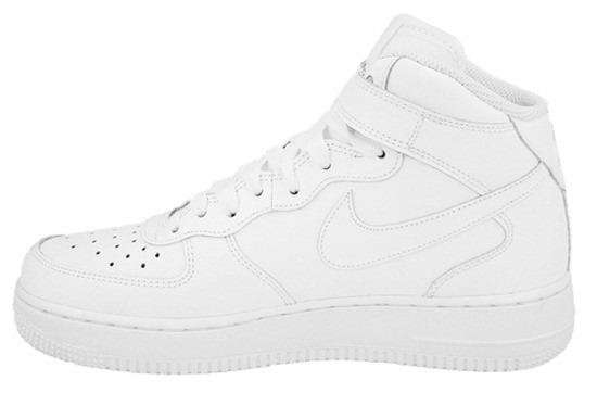 SCHUHE NIKE AIR FORCE 1 MID (GS) 314195 113