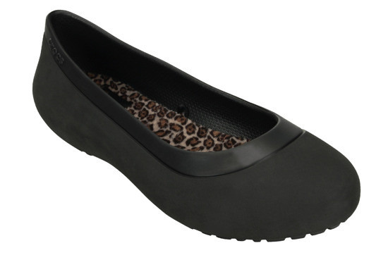 BUTY BALERINY CROCS MAMMOTH 16203 BLACK