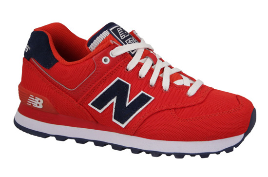 BUTY NEW BALANCE POLO PACK WL574POR