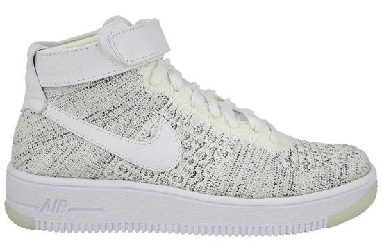 BUTY NIKE AIR FORCE 1 FLYKNIT 818018 101