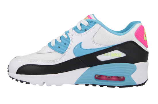 BUTY NIKE AIR MAX 90 MESH (PS) 833341 104