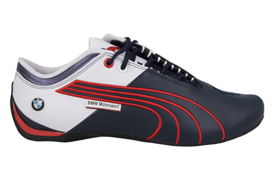 BUTY PUMA BMW MS FUTURE CAT M1 LEATHER 305258 02