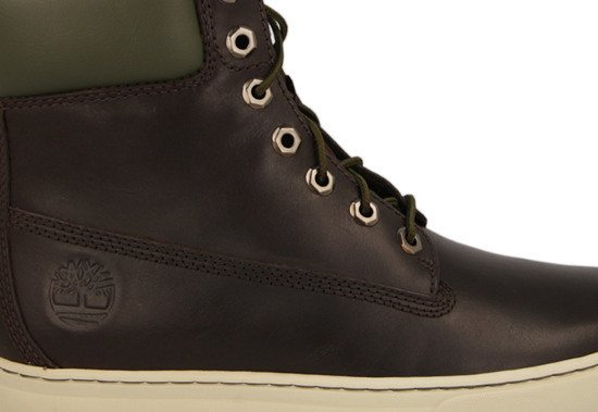 BUTY TIMBERLAND CUPSOLE 6IN DARK 6810A