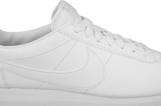 BUTY WMNS CLASSIC CORTEZ LEATHER 807471 102
