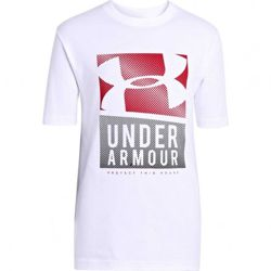 1242871 100 UNDER ARMOUR KOSZULKA JUNIORSKA