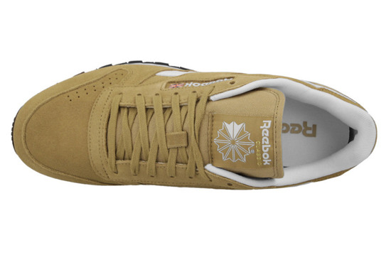 BUTY REEBOK CL LEATHER SUEDE M46011